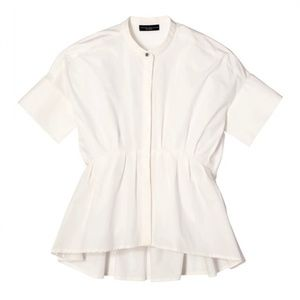 Victoria Beckham for Target White Blouse
